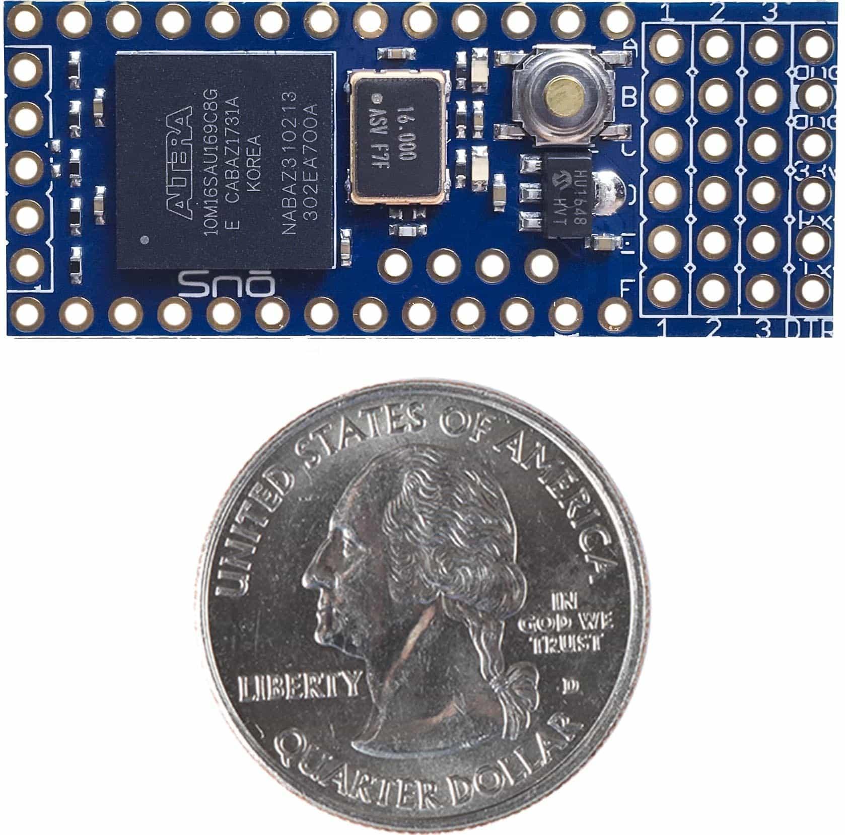 Snō | Small FPGA Module | Arduino Compatible