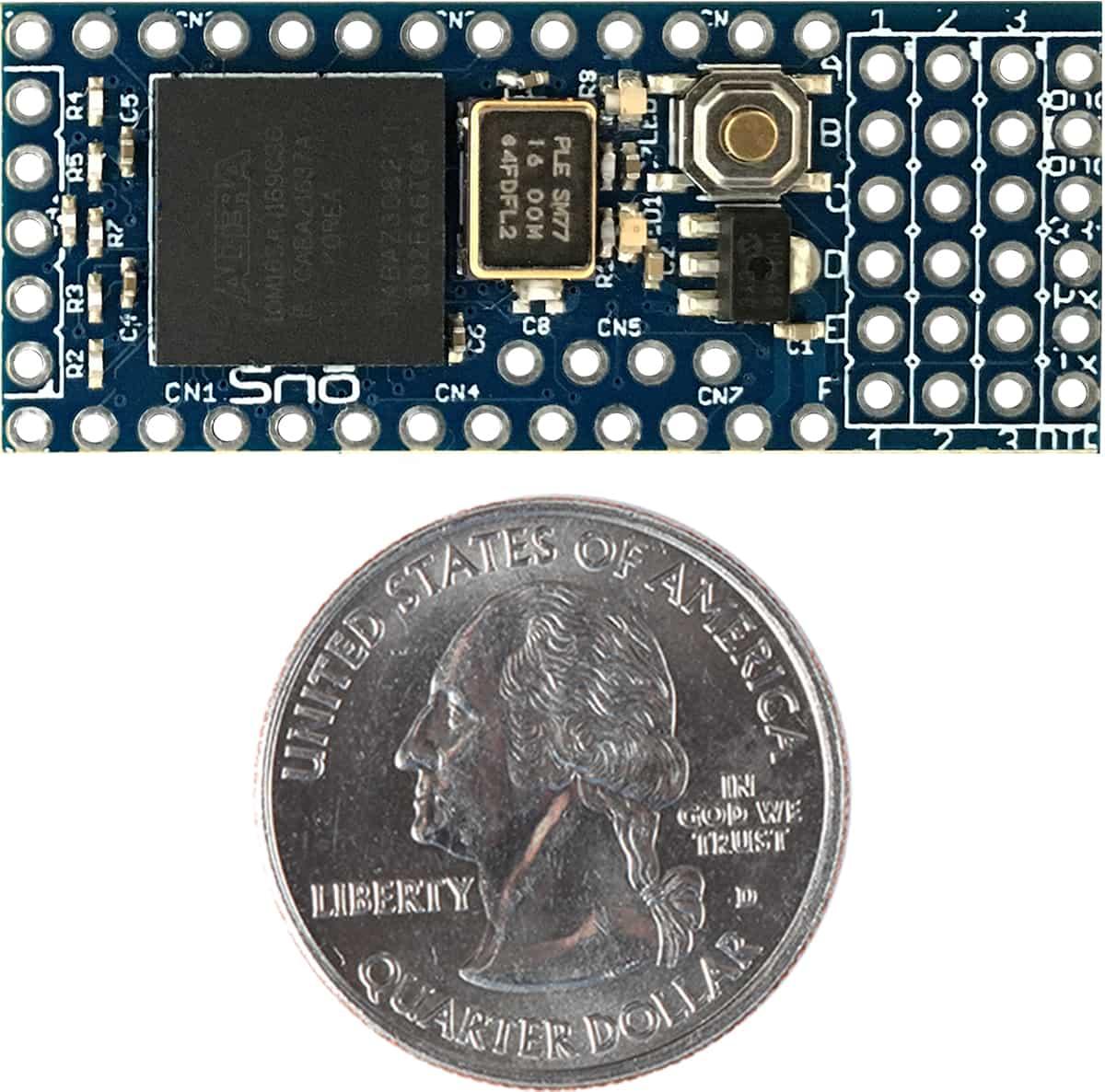 Snō | FPGA Development Boards | Arduino Compatible