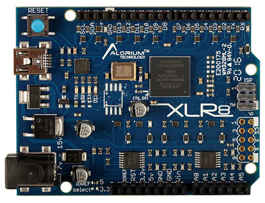 XLR8 | FPGA Development Boards | Arduino Compatible