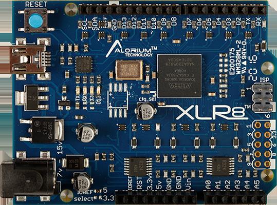 XLR8 | XLR8 Quick Start Guide