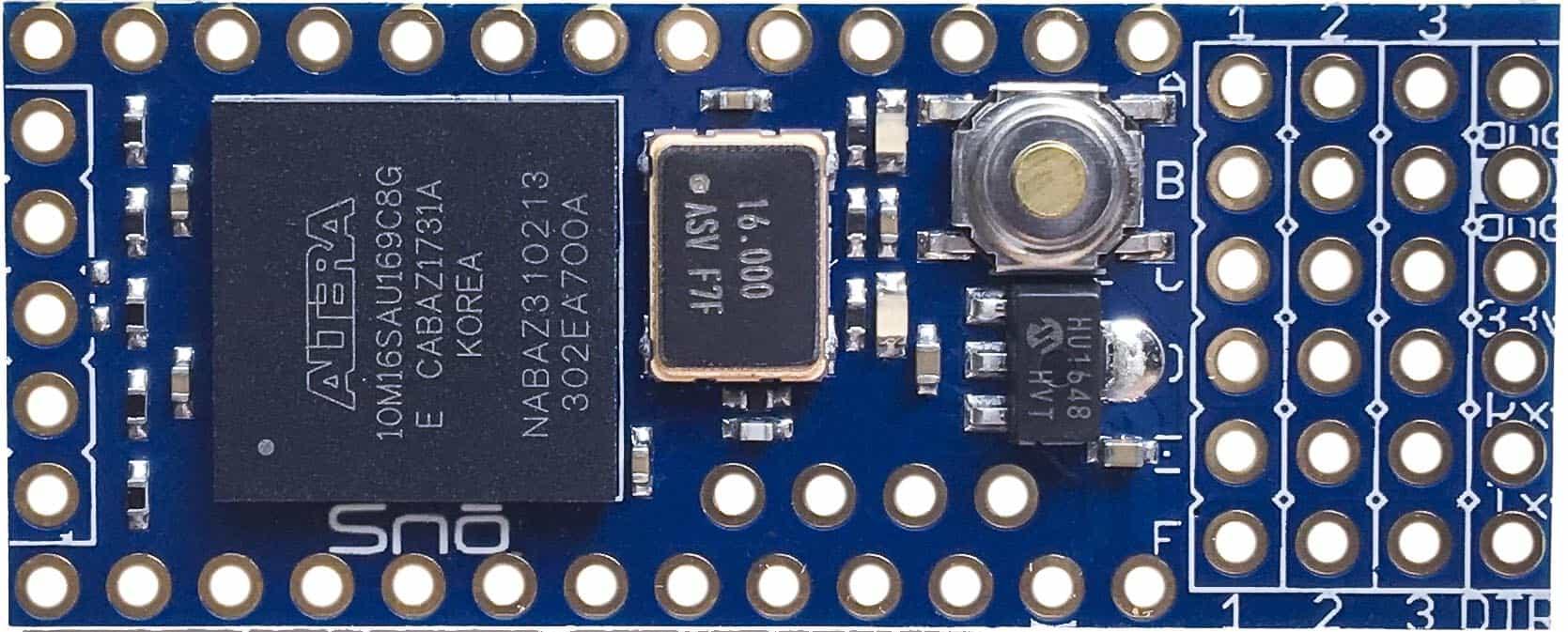 Snō FPGA Images