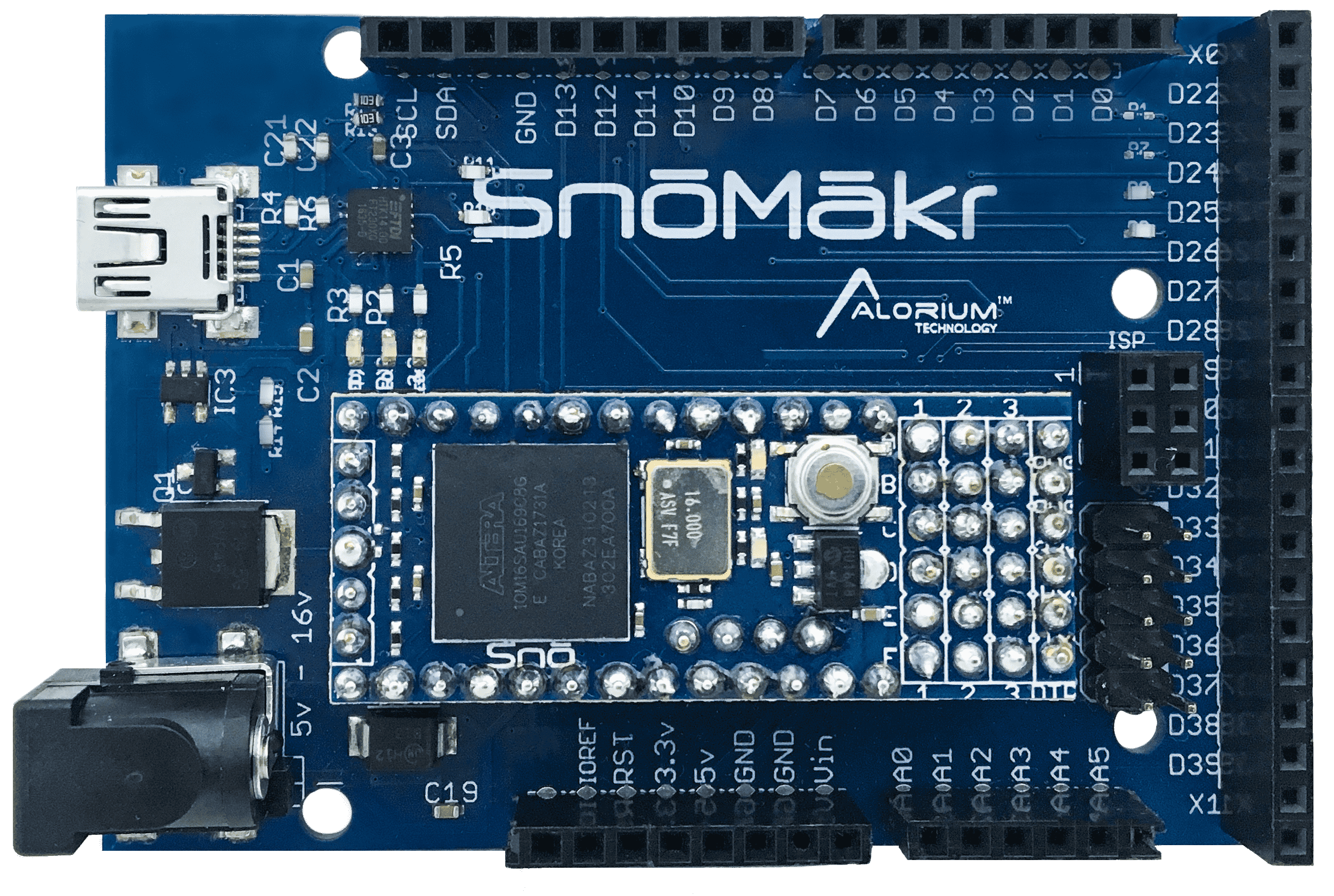 SnōMākr | Breakout Board