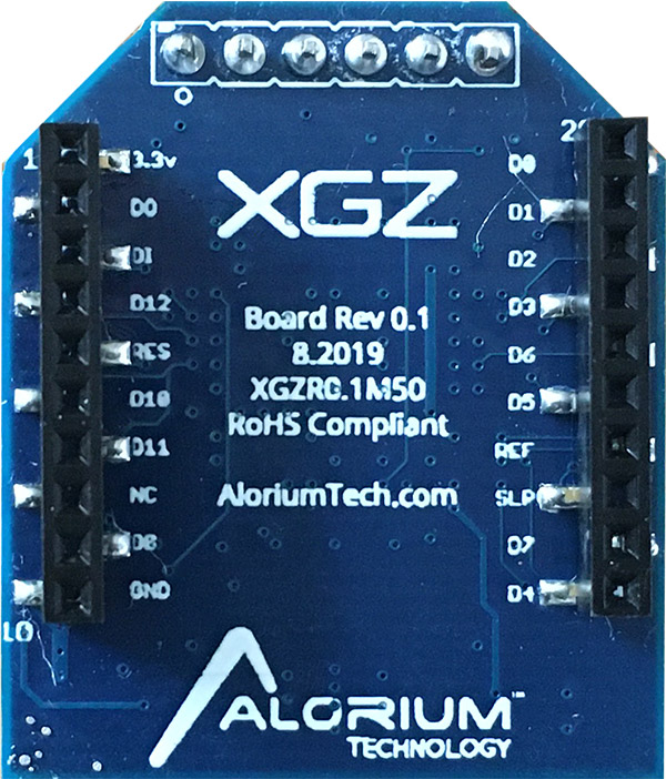 XGZ | Near Sensor IoT Compression Module