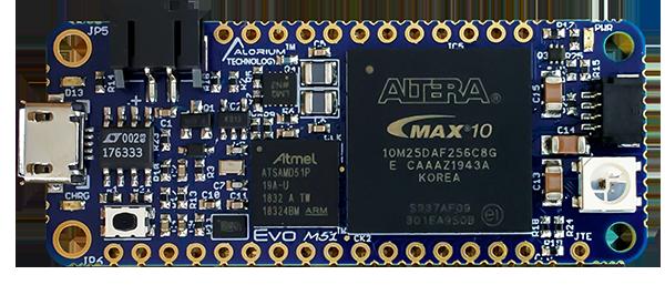Snō Top | Small FPGA Module | Arduino Compatible