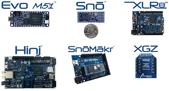 Hinj | FPGA Development Board
